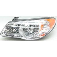 OEM Hyundai Elantra Right Halogen Headlamp 921022D550