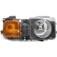 OEM Hummer H3 Right Halogen Headlamp 15951164