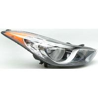 OEM Hyundai Elantra Right Halogen Headlamp 92102-3X050