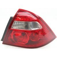 OEM Ford Five Hundred Right Passenger Side Tail Lamp Lens Crack