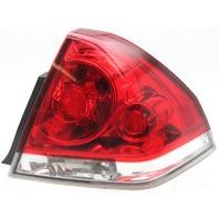 OEM Chevrolet Impala Right Passenger Side Tail Lamp Lens Chip