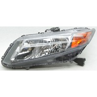 OEM Honda Civic Left Halogen Headlamp 20-9210-00
