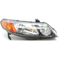OEM Honda Civic Right Passenger Side Halogen Headlamp 33101-SNA-A02