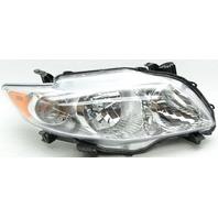 OEM Toyota Corolla Right Passenger Side Headlamp 81110-02670