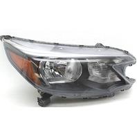 OEM Honda CR-V Right Passenger Side Halogen Headlamp 33100-T0A-A01