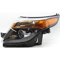 OEM Ford Explorer Left Driver Side Halogen Headlamp Tab Chip DB5Z-13008-F