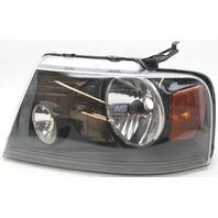 OEM Ford F150 Left Driver Side Headlamp Mark in Lens 7L3Z-13008-HA