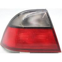 OEM Saab 9-5 Left Driver Side Tail Lamp Lens Crack 4677035