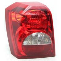 OEM Dodge Caliber Left Driver Side Tail Lamp Chrome Spot 05303753AF