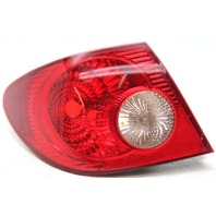 OEM Toyota Corolla Left Driver Side Tail Lamp 81560-02290