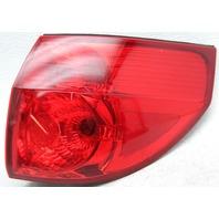OEM Toyota Sienna Right Passenger Side Tail Lamp Lens Crack 81551-AE020