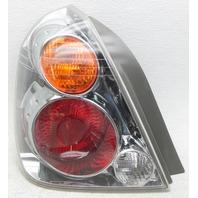 OEM Nissan Altima Left Driver Side Halogen Tail Lamp 265558J025