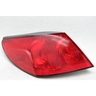 OEM Sebring Convertible Left Halogen Tail Lamp 5113611AA Lens Crack Tab Gone