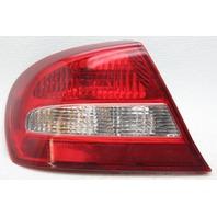 OEM Sebring Coupe Left Driver Side Halogen Tail Lamp 13405516 Trim Repair