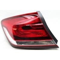 OEM Honda Civic Left LED Tail Lamp Trim Chip 33550TR0A51