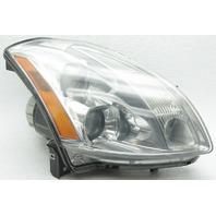OEM Nissan Maxima Right HID Headlamp w/Ballast w/Bulb 260107Y125