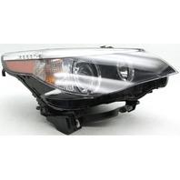 OEM BMW 525i Right HID Headlamp 63-12-7-160-158