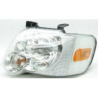OEM Ford Explorer Left Driver Side Headlamp Lens Crack 6L2Z-13008-BA