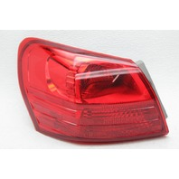 OEM Nissan Rogue Left Driver Side Halogen Tail Lamp 26555-JM00A
