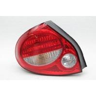 OEM Nissan Maxima Left Driver Side Halogen Tail Lamp 265552Y925