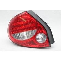 OEM Nissan Maxima Left Driver Side Halogen Tail Lamp 265552Y925 Trim Chip