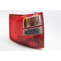 OEM Isuzu Axiom Left Driver Side Halogen Tail Lamp 8972371012
