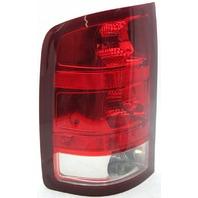 OEM GMC Sierra 1500 Left Driver Side Tail Lamp 25958484