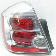OEM Nissan Sentra Left Driver Side Tail Lamp 26555ET00B