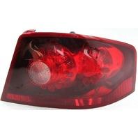 OEM Dodge Avenger Right Passenger Side Tail Lamp Lens Crack 5182522