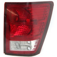 OEM Jeep Grand Cherokee Right Passenger Side Tail Lamp Lens Chip