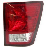 OEM Jeep Grand Cherokee Right Passenger Side Tail Lamp Lens Crack