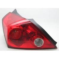 OEM Nissan Altima Left Driver Side Halogen Tail Lamp 26555JB100