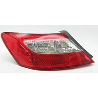 OEM Honda Civic Coupe Left Driver Side Halogen Tail Lamp 33551-SVA-A51 Peg Gone