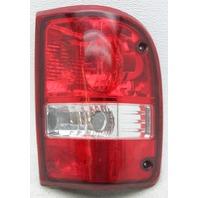 OEM Ford Ranger Right Passenger Side Halogen Tail Lamp 6L5Z-13404-A Chrome Haze