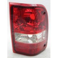 OEM Ford Ranger Right Passenger Side Halogen Tail Lamp 6L5Z-13404-A Lens Crack