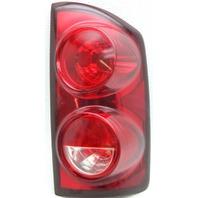 OEM Dodge Ram Right Passenger Side Halogen Tail Lamp Chrome Spots