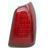 OEM Cadillac Deville Right Passenger Side LED Tail Lamp Lens Chip