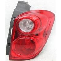 OEM Chevrolet Equinox Right Passenger Side Tail Lamp Lens Cracks