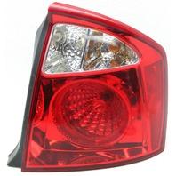 OEM Kia Spectra Right Passenger Side Tail Lamp Lens Crack 924022F020
