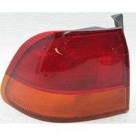 OEM Honda Civic Sedan Left Driver Side Halogen Tail Lamp 33551-S04-A02