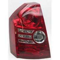 Eagle Eyes Aftermarket Left Driver Side Halogen Tail Lamp For A Chrysler 300