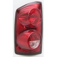 OEM Dodge Ram 1500 2500 3500 Left Driver Side Halogen Tail Lamp 55277303AB