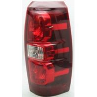 OEM Avalanche 1500 Right Passenger Side Halogen Tail Lamp 22739264 Lens Crack