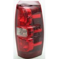 OEM Avalanche 1500 Right Passenger Side Halogen Tail Lamp 22739264 Lens Haze