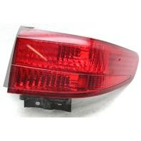 OEM Honda Accord Right Passenger Side Halogen Tail Lamp 34151-SDA-A11 Trim Crack