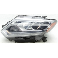 OEM Nissan Rogue Left Driver Side LED Headlamp Mounts Missing
