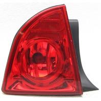 OEM Chevrolet Malibu Left Driver Side Halogen Tail Lamp 25879098