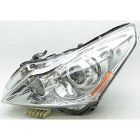 OEM Infiniti G37 Left Driver Side HID Headlamp Mount Repaired 260601NM0C