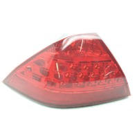 OEM Honda Accord Sedan Left Driver Side Tail Lamp 33551-SDA-A32 Trim Chip