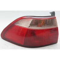 OEM Honda Accord Left Driver Side Halogen Tail Lamp w/Bulb 33551-S84-A01